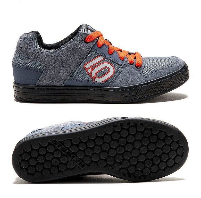 Fiveten 5.10 FREERIDER Dark Grey/Orange - boty na kolo
