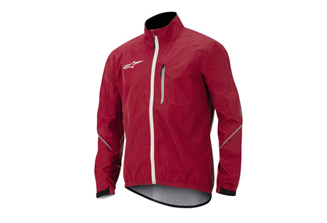 Alpinestars Descender 2 Windproof Jacket RED vel. M