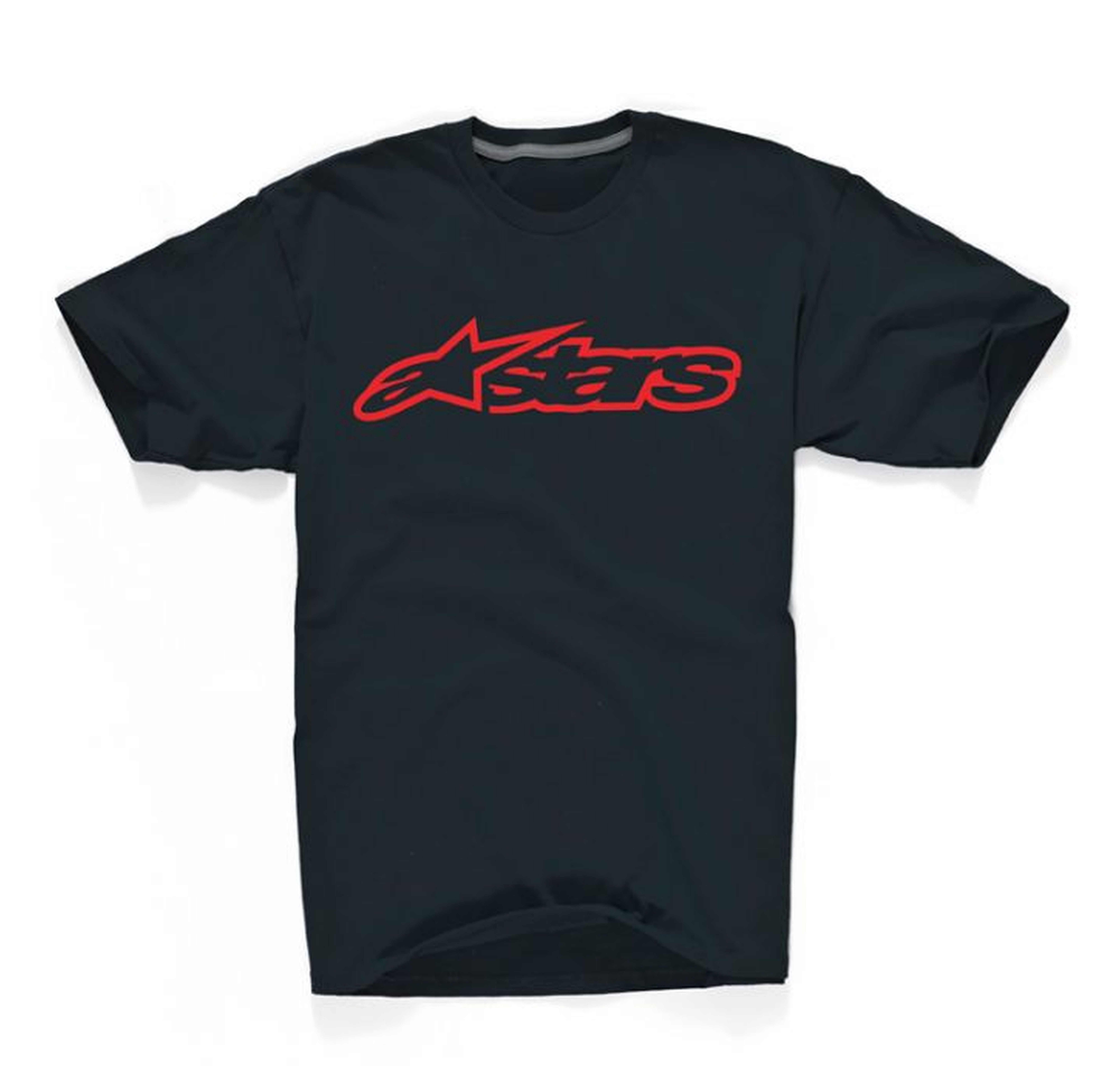 Alpinestars Blaze 2 Tech Tee Ride Dry - black/red - velikost M