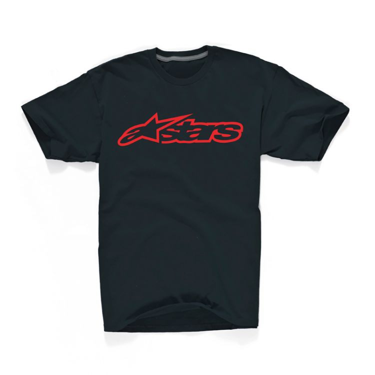 Alpinestars Blaze 2 Tech Tee Ride Dry - dark shadow