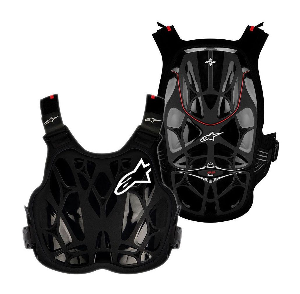 Alpinestars A-8 Light Protection vest YOUTH - dětský krunýř