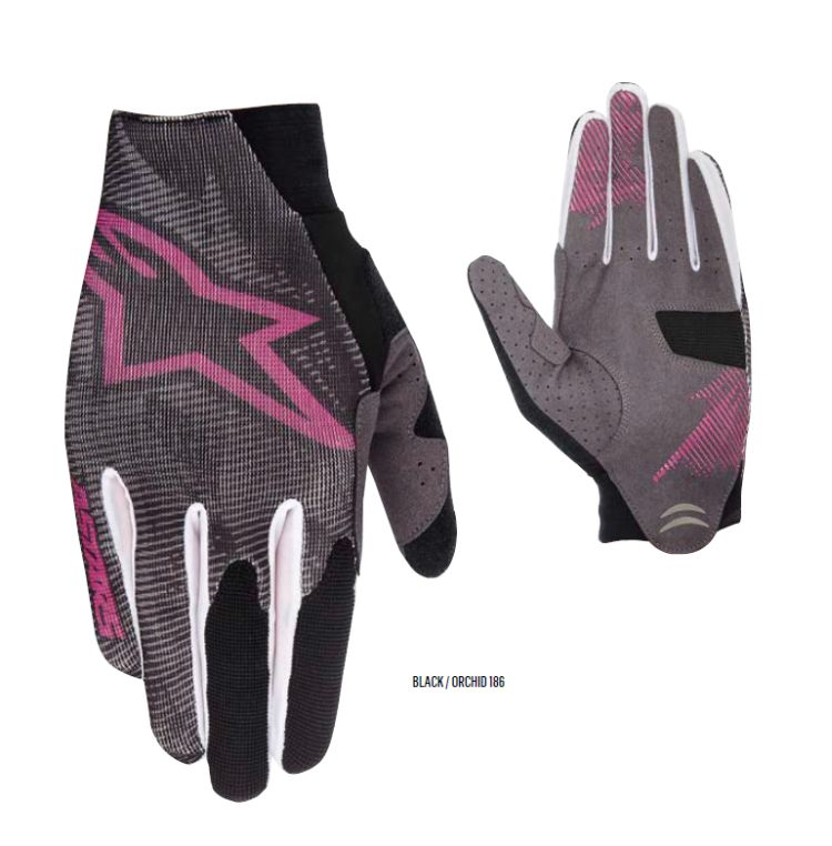 Alpinestars Stella Aero Women - rukavice BlackOrchid