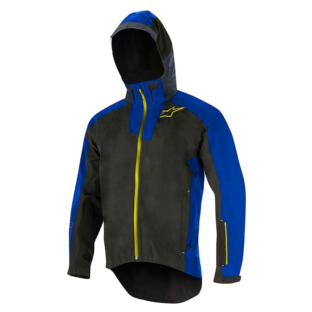 Alpinestars All Mountain 2 WP Jacket Black Royal Blue vel. XXL