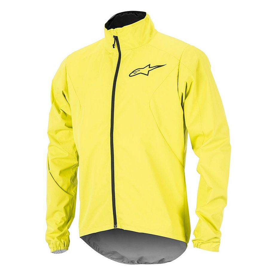 Alpinestars Descender 2 Windproof Jacket Acid Yellow Black - M