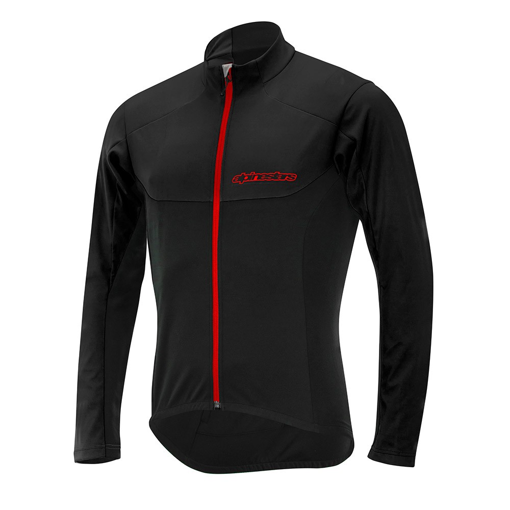 Alpinestars Hurricane Functional Jacket Black Red velikost L