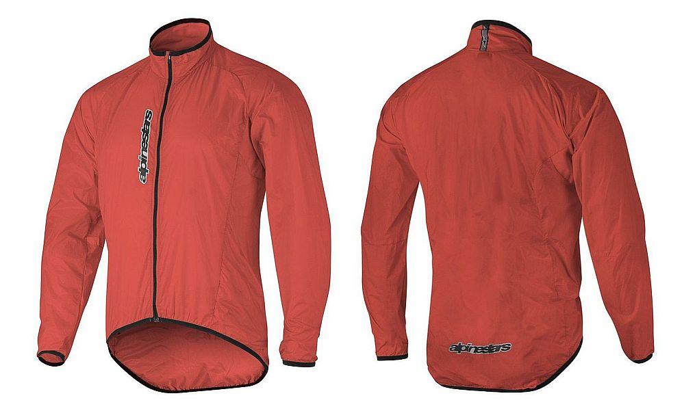 4fb37171f4 Alpinestars Kicker Pack Jacket - Red  as jacket kicker red  - 1699Kč ...