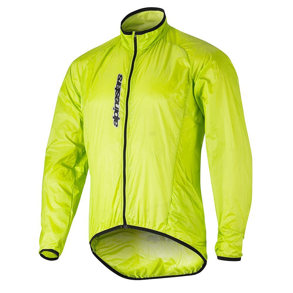 Alpinestars Kicker Pack Jacket Yellow Fluo - bunda