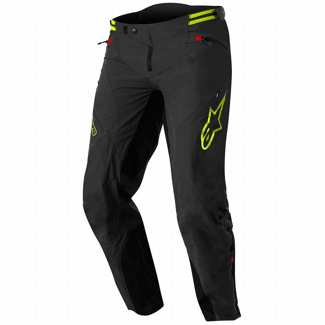 Alpinestars All Mountain 2 Pants Black Steel Grey kalhoty