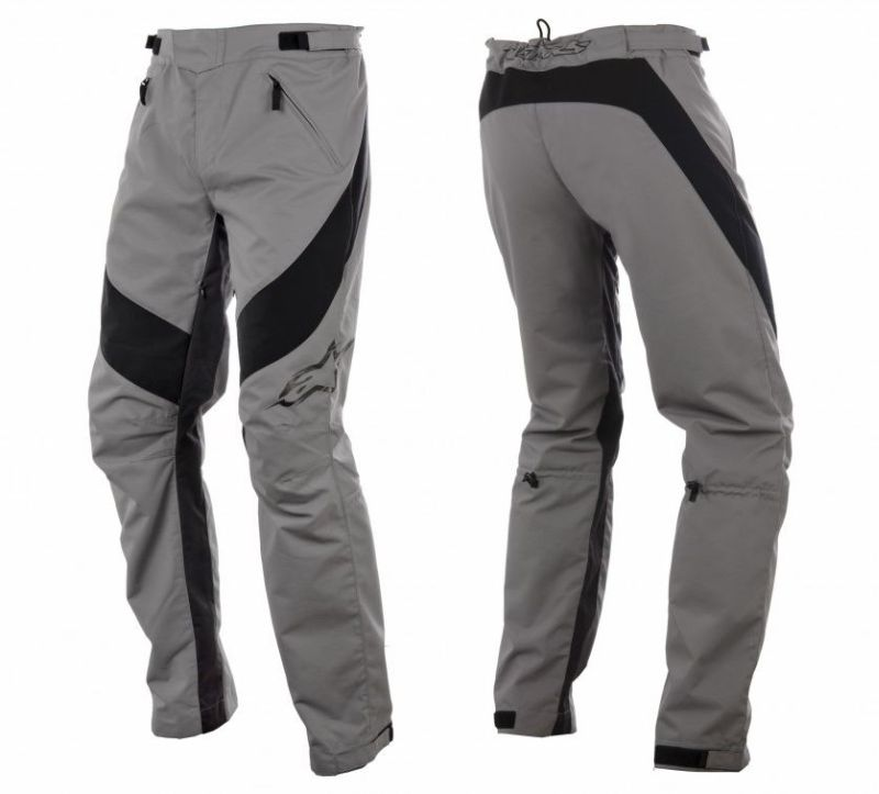 Alpinestars All Mountain WR Pants Grey kalhoty vel. 32