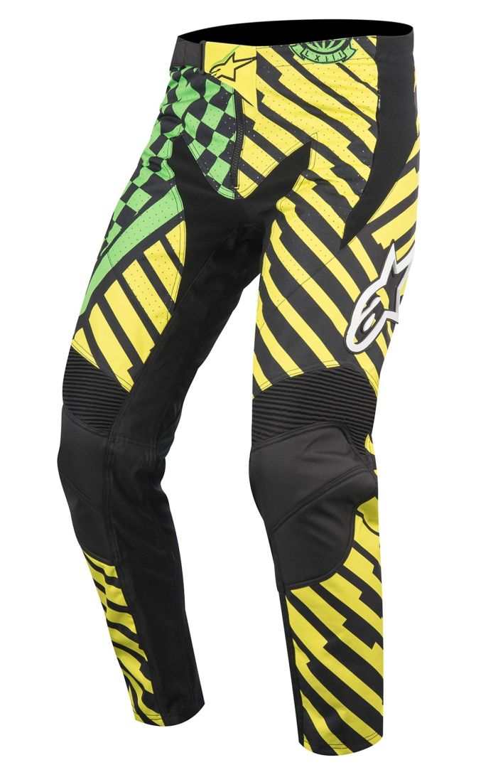 Alpinestars Sight Pants Speedster Bright Green/Acid Yellow kalho