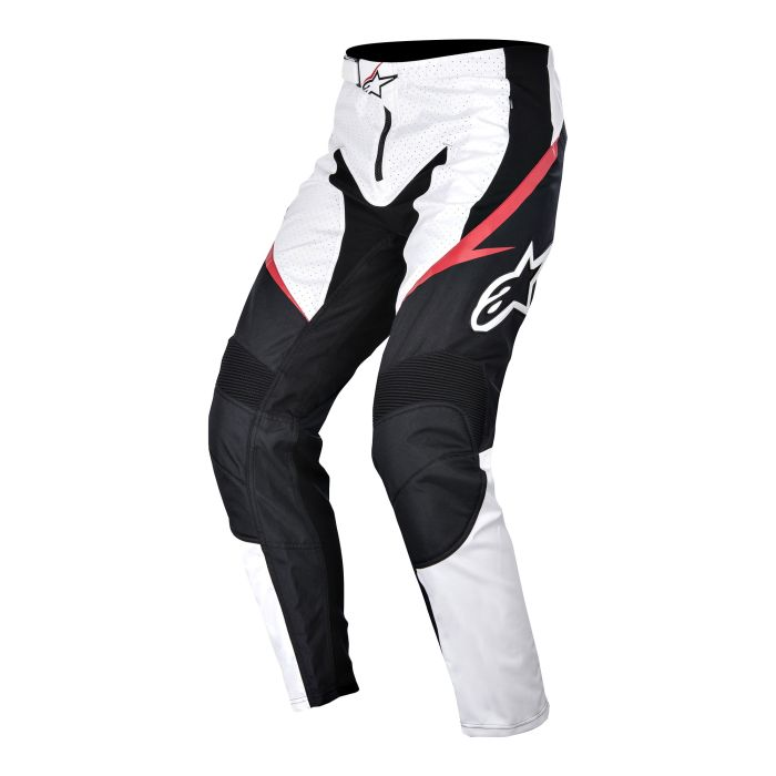 Alpinestars Sight Pants White/Black/Red kalhoty vel. 34