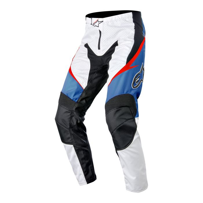 Alpinestars Sight Pants White/Red/Blue kalhoty - vel. 34