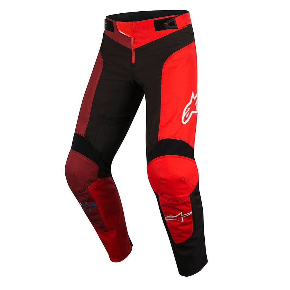 Alpinestars Vector Pants kalhoty - Black Red