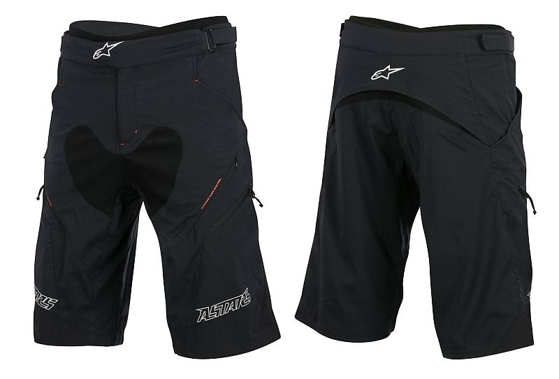 Alpinestars Drop 2 Shorts Black/White