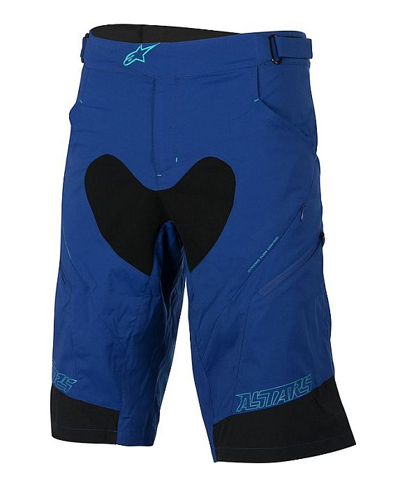 Alpinestars Drop 2 Shorts Blue Stratos Aqua vel. 32