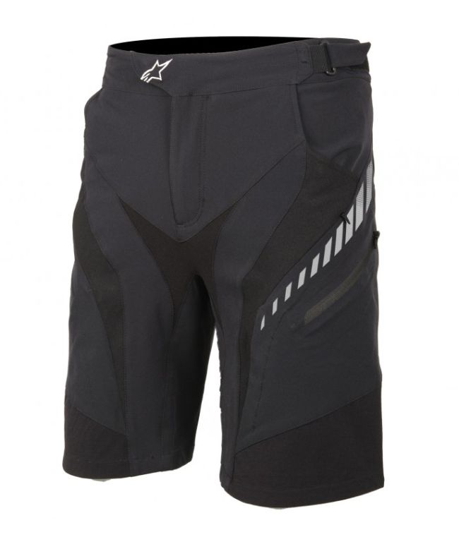 Alpinestars Drop Shorts Black/White velikost 30