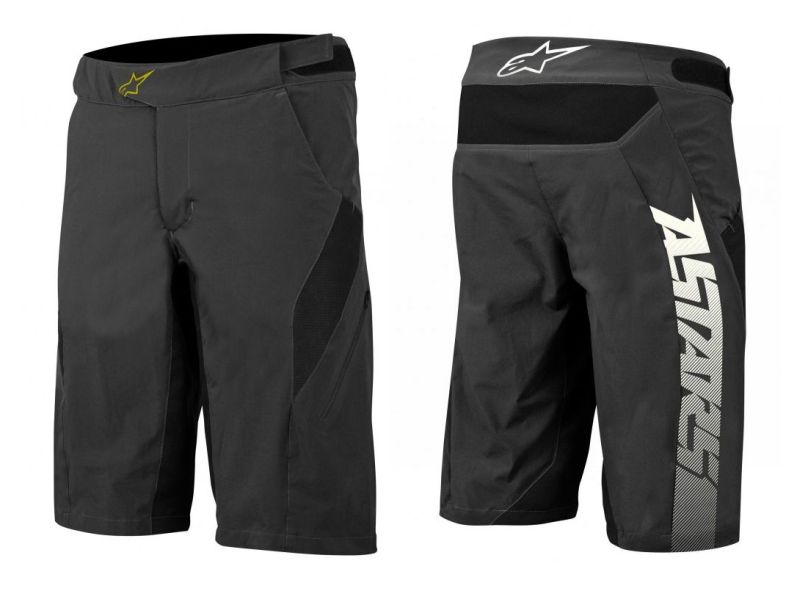 Alpinestars Stella Hyperlight Shorts dámské Black