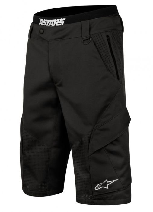 Alpinestars Manual Shorts Black