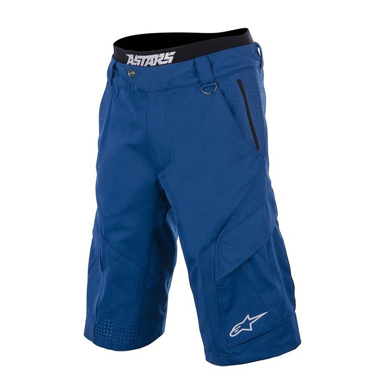 Alpinestars Manual Shorts Dark Blue White vel. 32