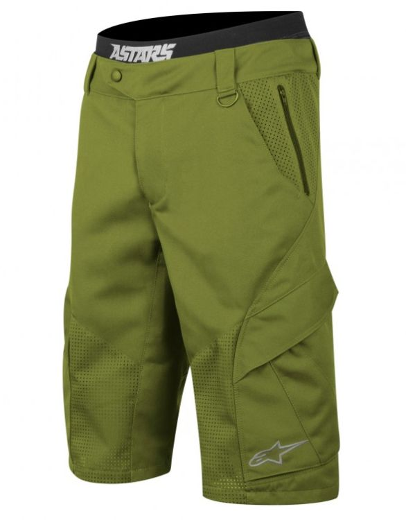 Alpinestars Manual Shorts Elmwood green