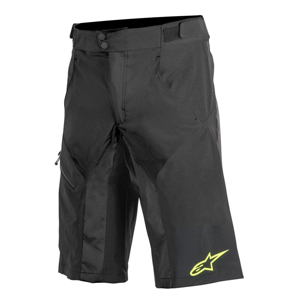 Alpinestars Outrider BASE WR Shorts Black