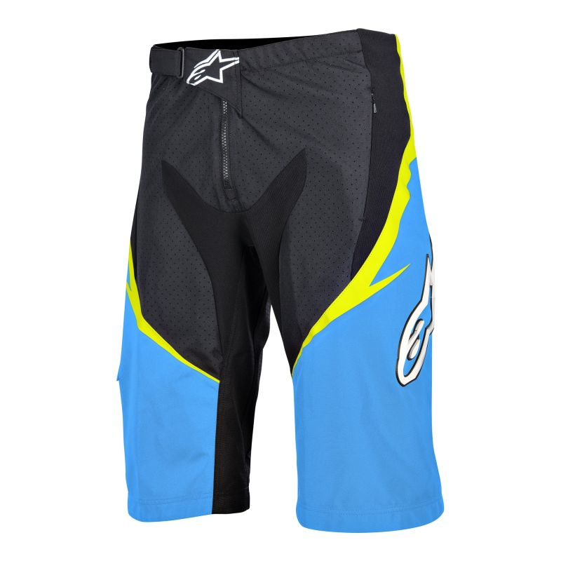 Alpinestars Sight Shorts Black/Blue velikost 32