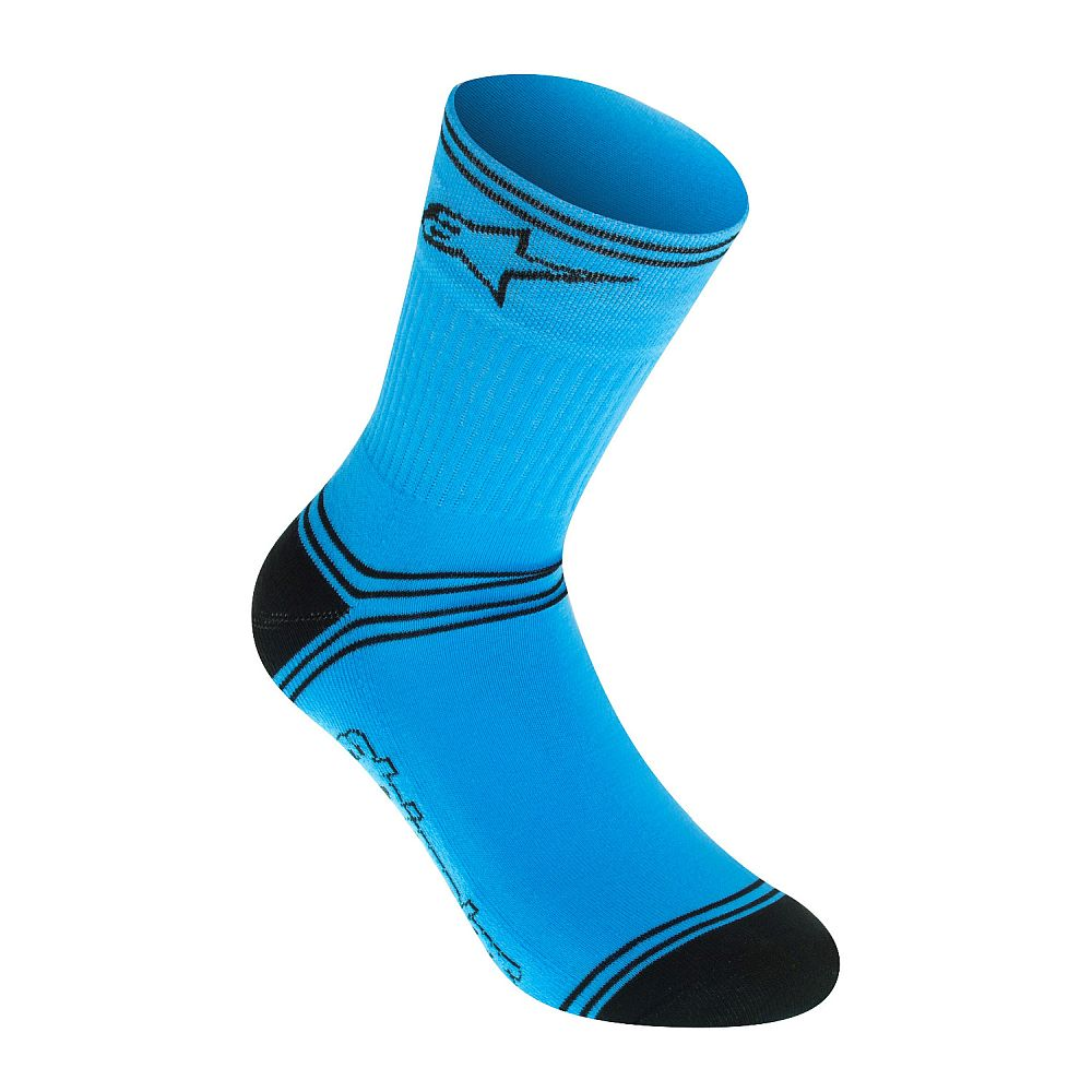 Alpinestars MTB Winter Socks - ponožky Atoll Blue/Black