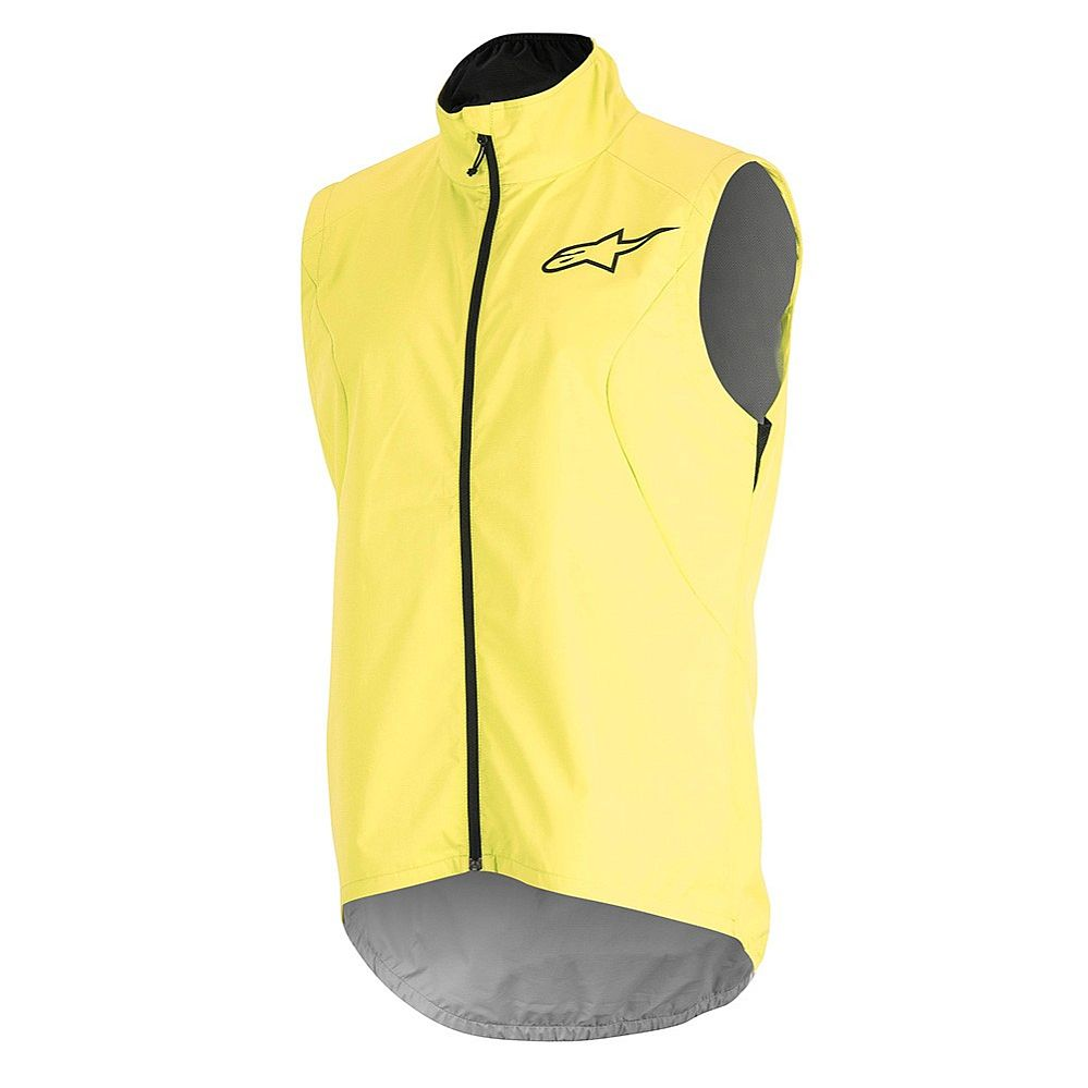 Alpinestars Descender 2 Windproof VEST Acid Yellow Black