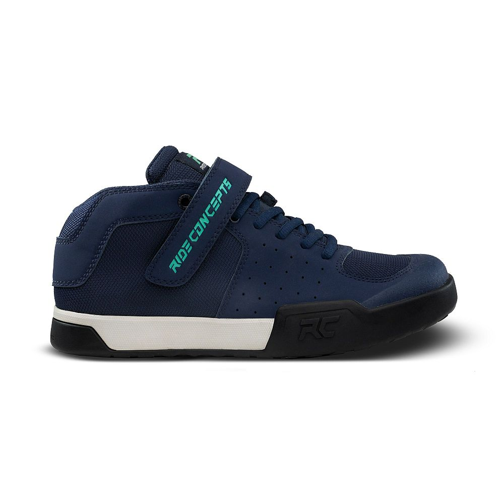 Ride Concepts Wildcat Womens US08 / Eur39 Navy/Teal dámské