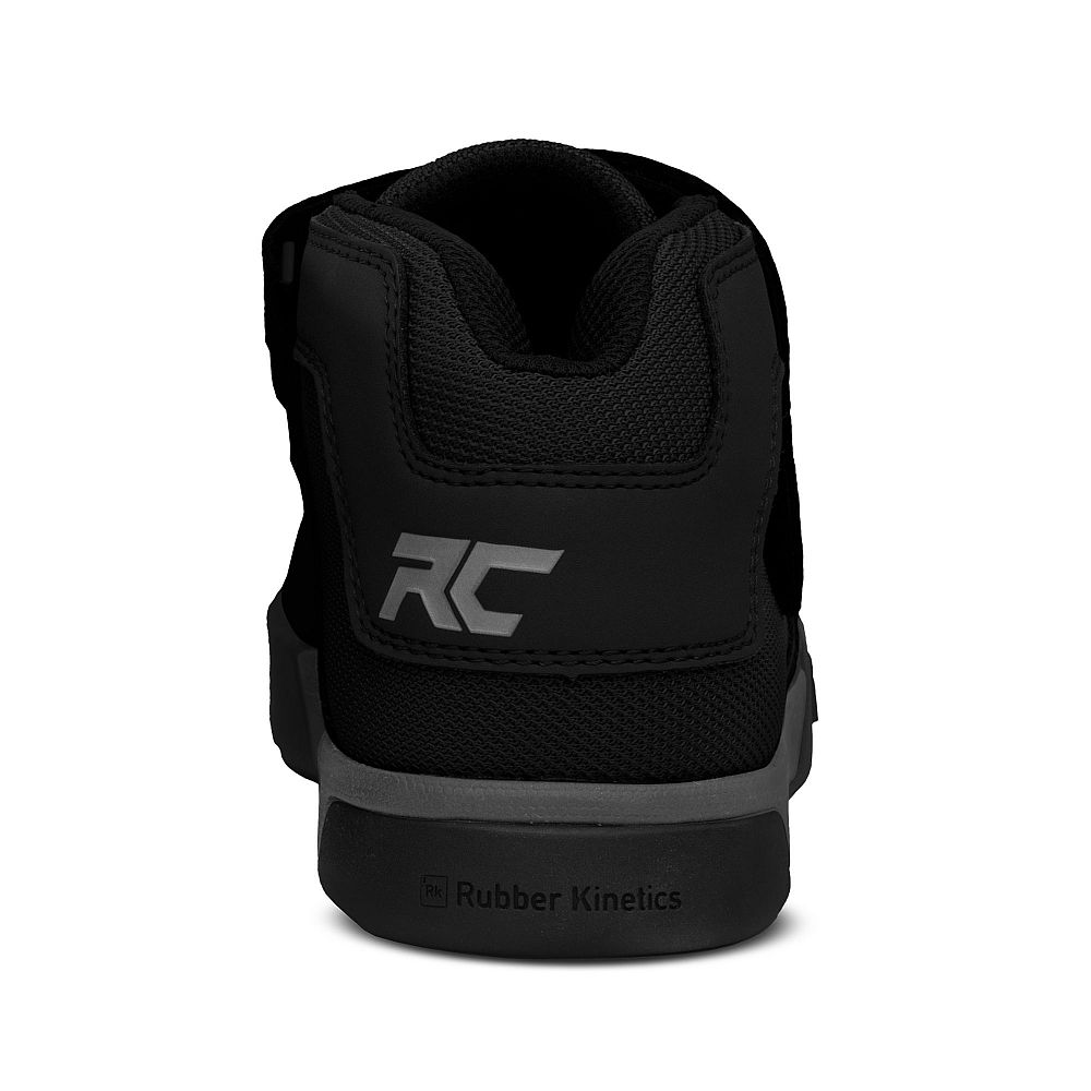Ride Concepts Wildcat Youth US5 / Eur37 Black/Charcoal