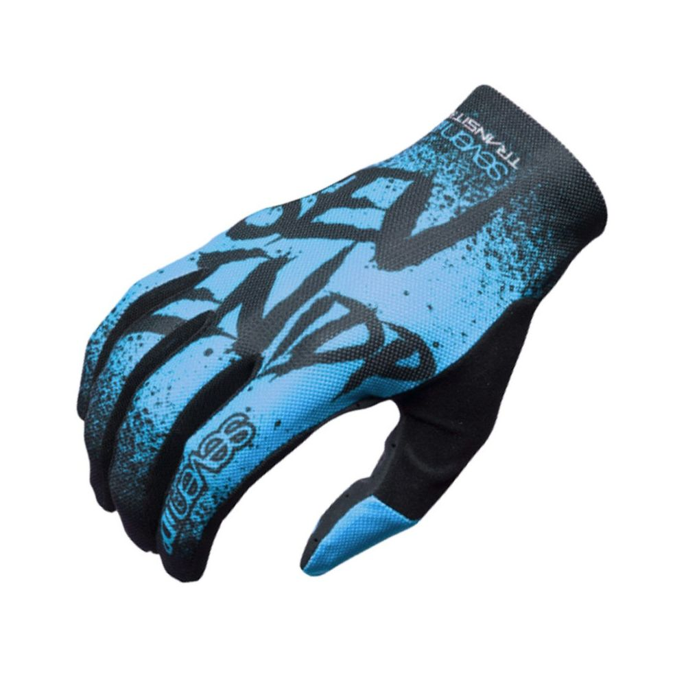 7idp Seven Transition rukavice Gradient Blue / Black