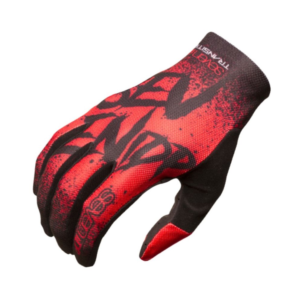 7idp Seven Transition rukavice Gradient Red / Black